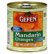 Gefen Whole Mandarin Oranges Segments in Light Syrup