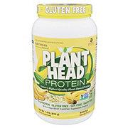 Genceutic Naturals Plant Head Protein Banana