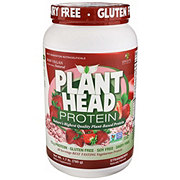 Genceutic Naturals Planthead Protein Strawberry