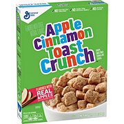 General Mills Apple Cinnamon Toast Crunch Cereal