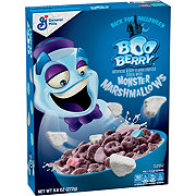 General Mills Boo Berry Monster Cereal