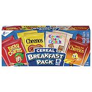 General Mills Cereal Breakfast Pack