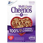 General Mills Cheerios Multi-Grain Cereal