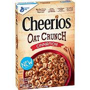 General Mills Cheerios Oat Crunch Cinnamon Cereal