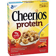 General Mills Cheerios Protein Cinnamon Almond Cereal