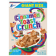 General Mills Cinnamon Toast Crunch Cereal Giant Size