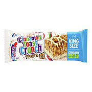 General Mills Cinnamon Toast Crunch Treat Bar