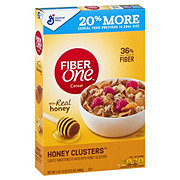 General Mills Fiber One Honey Clusters Cereal