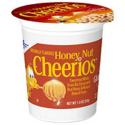 General Mills Honey Nut Cheerios Cereal Cup