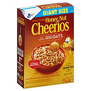 General Mills Honey Nut Cheerios Cereal, Giant Size