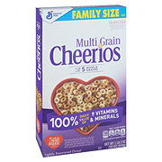 General Mills Multi-Grain Cheerios Cereal