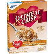 General Mills Oatmeal Crisp Crunchy Almond Cereal