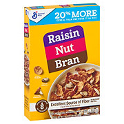 General Mills Raisin Nut Bran with Almonds and Covered Raisins Cereal
