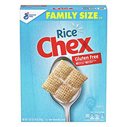 General Mills Rice Chex Cereal Family Size