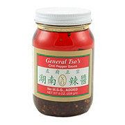 General Tso's Chili Pepper Sauce