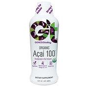Genesis Today Organic Acai 100