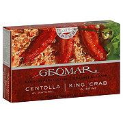 Geomar King Crab In Brine