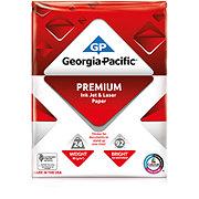 """Georgia-Pacific Premium 8.5"""" x 11"""" Ink Jet & Laser Paper"""