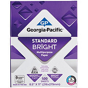 Georgia-Pacific Standard Bright 8.5