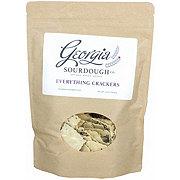 Georgia Sourdough Everything Crackers