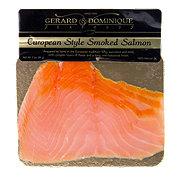 Gerard & Dominique Seafoods European Style Smoked Salmon
