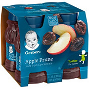 Gerber 100% Apple Prune Juice
