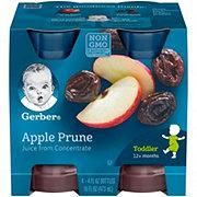 Gerber 100% Apple Prune Juice