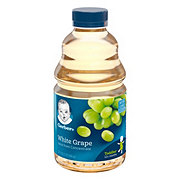 Gerber 100% White Grape Juice