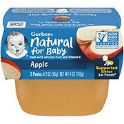 Gerber 1st Foods Apple