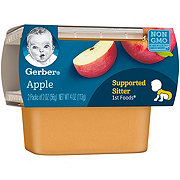 Gerber 1st Foods Apple 2 pk