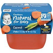 Gerber 1st Foods Carrot 2 pk