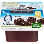 Gerber 1st Foods Nature Select Prunes