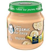 Gerber 1st Foods Organic Banana