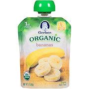 Gerber 1st Foods Pouch, Organic Bananas