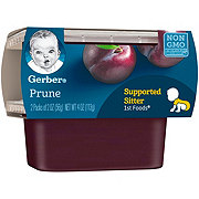 Gerber 1st Foods Prune 2 pk