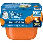Gerber 1st Foods Sweet Potato