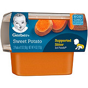 Gerber 1st Foods Sweet Potato 2 pk