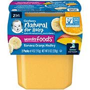 Gerber 2nd Foods, Banana Orange Medley