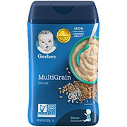 Gerber 2nd Foods MultiGrain Cereal