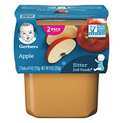 Gerber 2nd Foods Nature Select Apples