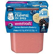 Gerber 2nd Foods Nature Select Banana Mixed Berries