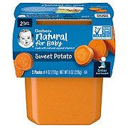Gerber 2nd Foods Nature Select Sweet Potatoes
