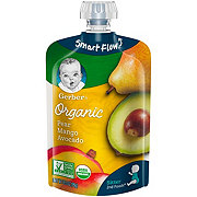 Gerber 2nd Foods Organic Pouches, Pear Mango Avocado