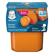 Gerber 2nd Foods Sweet Potato 2 pk