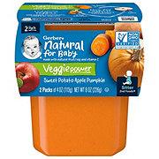 Gerber 2nd Foods Sweet Potato, Apple & Pumpkin Baby Food