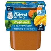 Gerber 2nd Foods Sweet Potato Mango Kale 2 pk