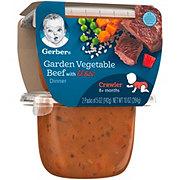 Gerber 3rd Foods Garden Vegetable & Beef With Lil' Bits