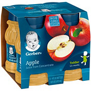 Gerber Apple Juice