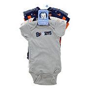 Gerber Baby Boy's Bodysuits Variety, 5 PK