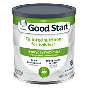 Gerber Good Start Grow Powder Nutritious Toddler Drink, Stage 3,